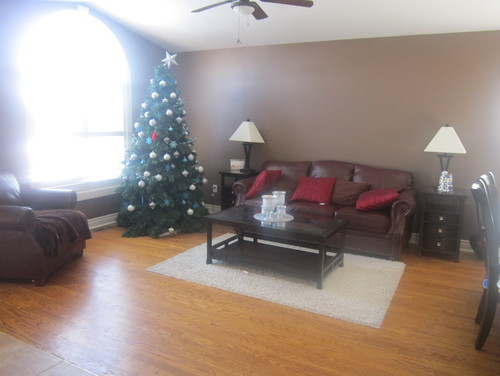 frustrated with furniture layout of my open concept living room