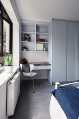 Houzz Tour: A Dated Flat Gains Storage, Style and Light