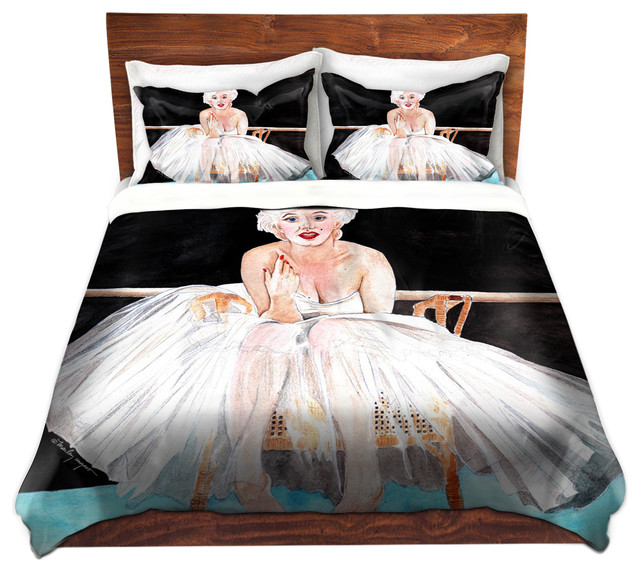 DiaNoche Duvet Covers Twill