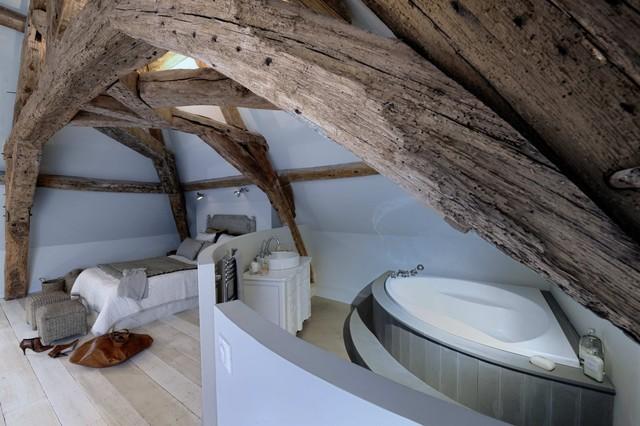 creation de salles de bains classiques montagne salle de bain paris par berengere leroy. Black Bedroom Furniture Sets. Home Design Ideas