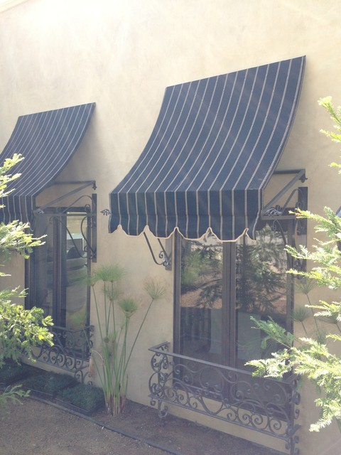 Fancy Spear Awnings