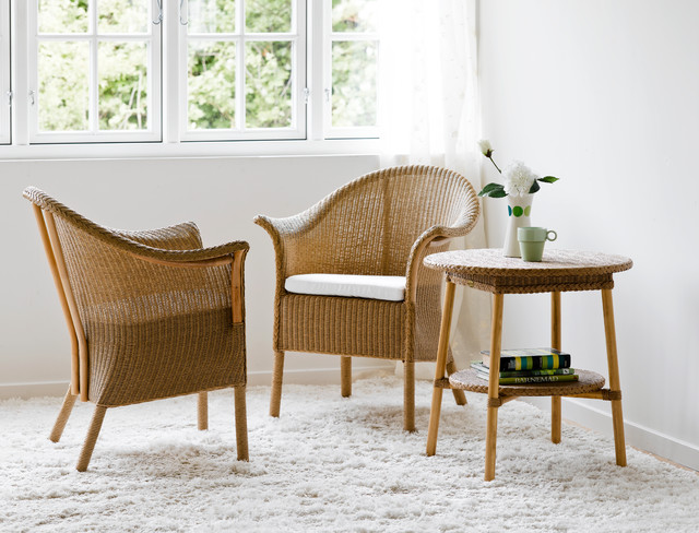 Rattan Classics   Classic chair and Loom table modern. Rattan Classics   Classic chair and Loom table   Modern