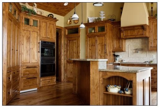 Knotty Alder Kitchen Traditional Kitchen Milwaukee