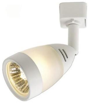 Hampton Bay 1 Light White Linear Track Lighting Fixture Ec5180wh R