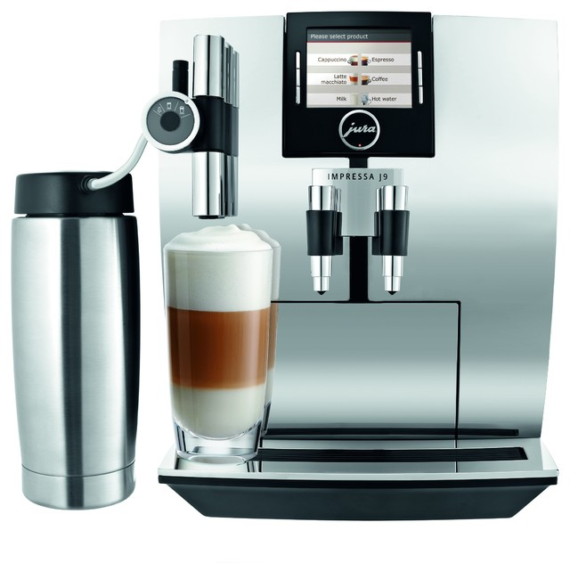 Jura Impressa J9.3 One Touch TFT - Chrome modern-espresso-machines