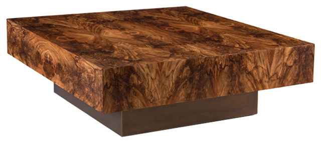 John Richard Britten Cocktail Table Transitional Coffee Tables - John richard coffee table