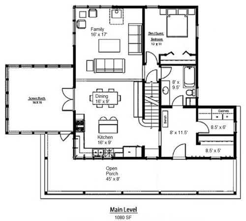 Farmhouse Plan Review And Help With Mudroom