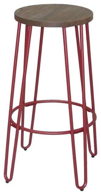 Quinn Barstool Industrial Bar Stools And Counter