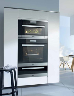 Question About Miele Plumbed Combi Steam Oven And Water