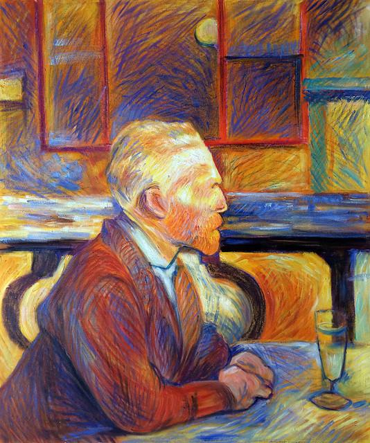 Overstockart Toulouse Lautrec Quot Portrait De Vincent Van