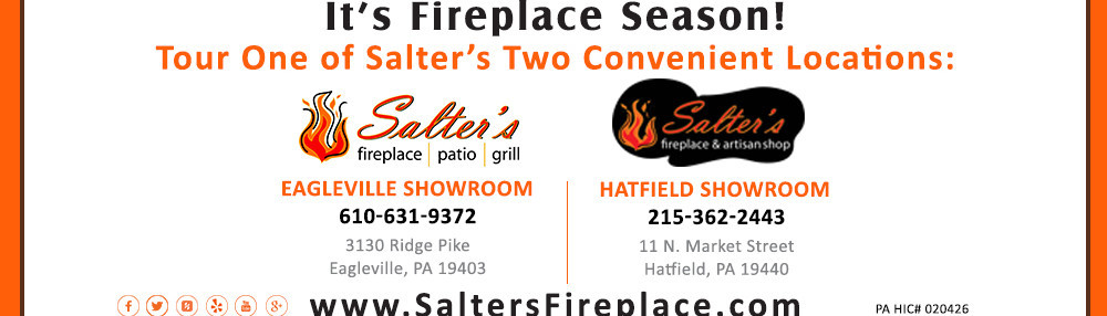 Salters Fireplace Patio Grill - Eagleville, PA, US 19403