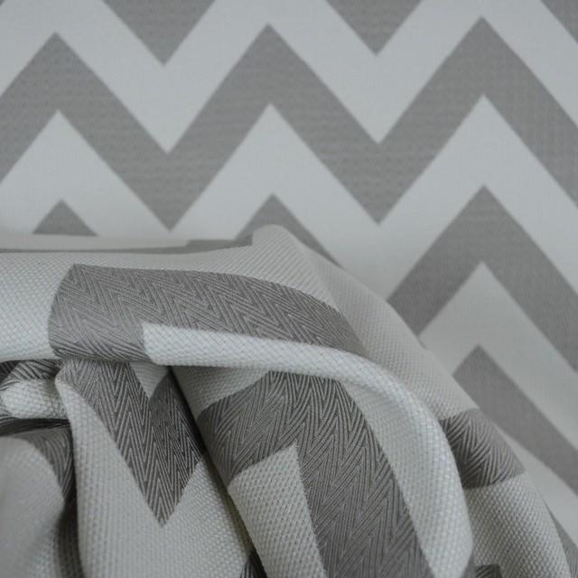 Chevron Chic Quartz Waverly Fabric