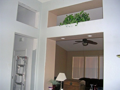 ... Out Areas And Over My Kitchen Cabinets. Any Ideas Of What Kinds Of  Things I Can There To Create A Focal Point? What About My Great Big Cut Out?