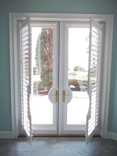 Shutters and Blinds traditional