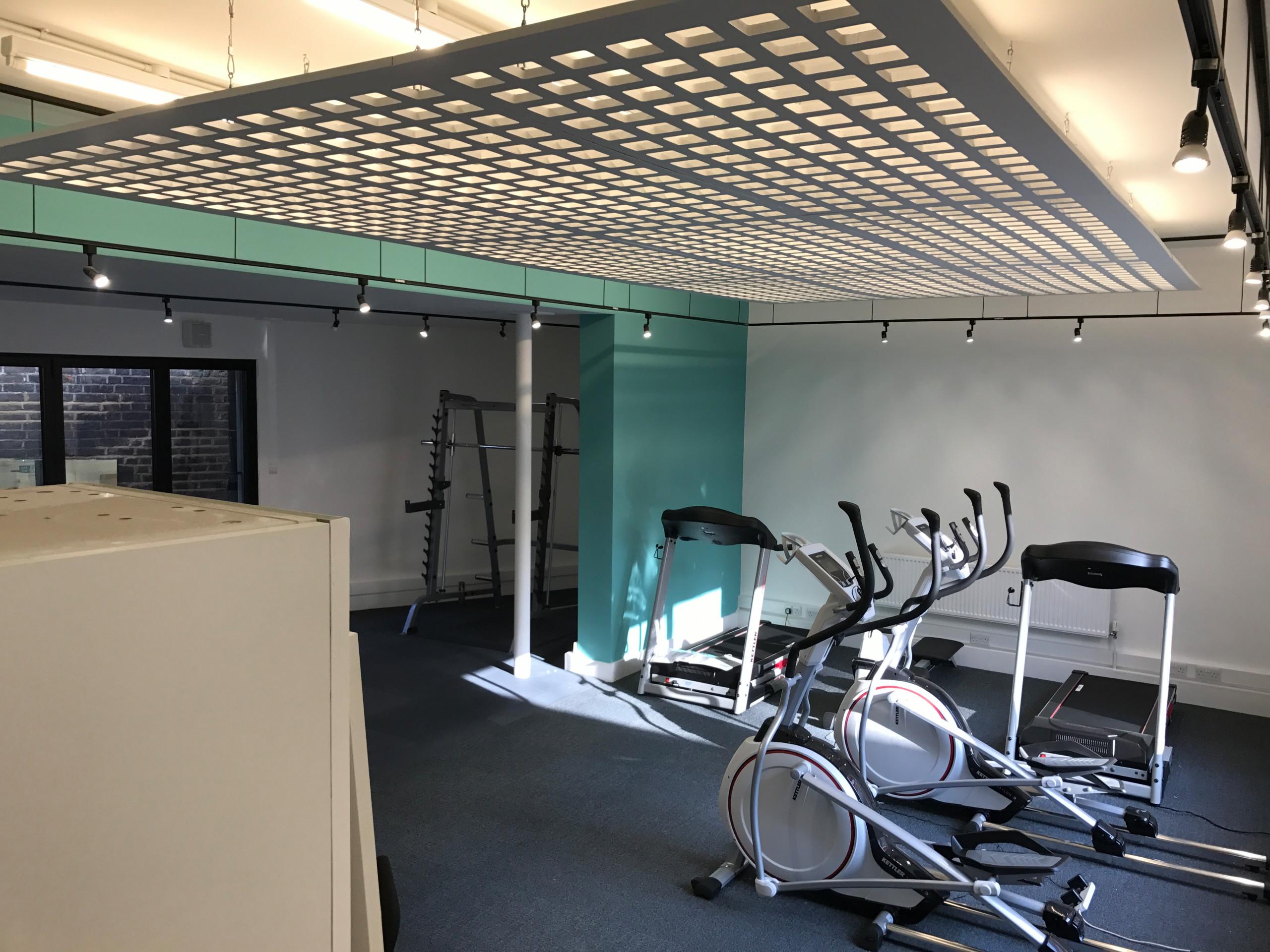 Gym conversion - Islington