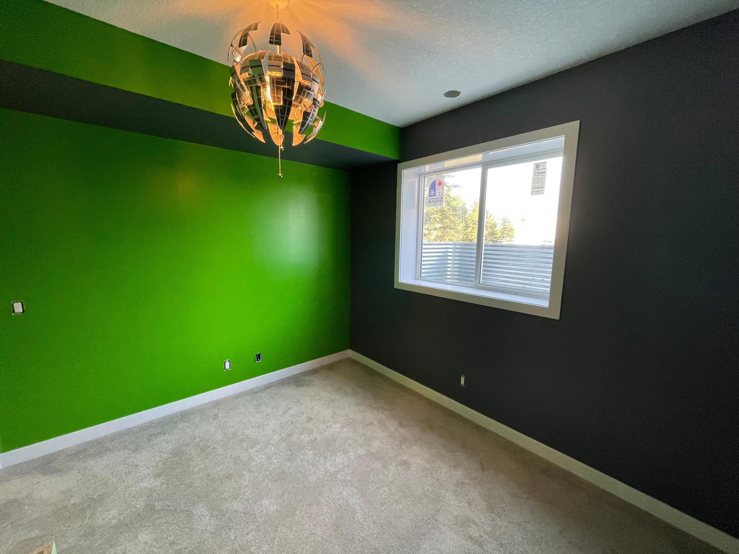 Children's bedroom transformation