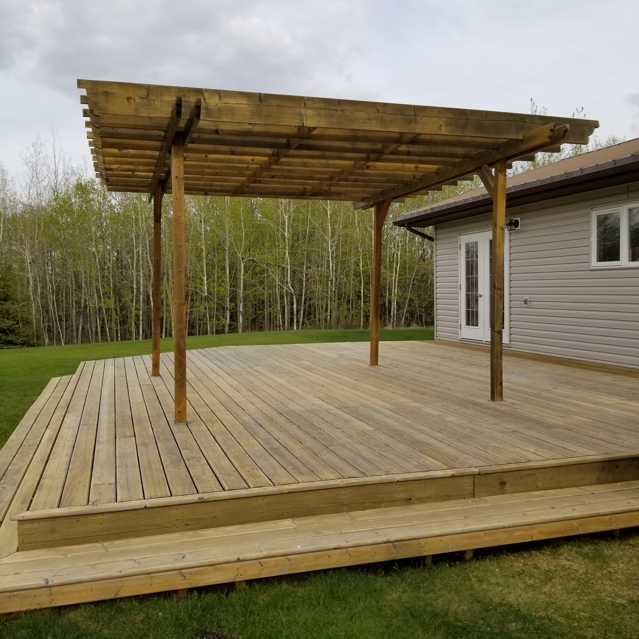 Deck Stain Remove, Refresh
