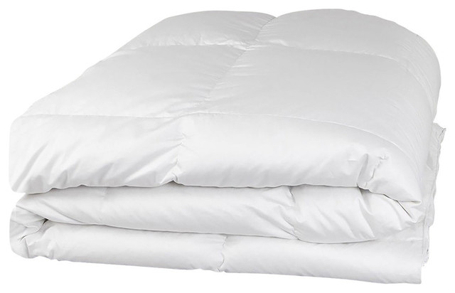 Home Collection Baffle Box Down Alternative Comforter
