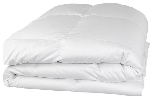 Home Collection Baffle Box Down Alternative Comforter