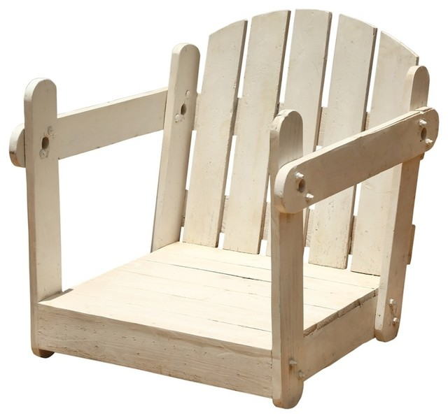 Wondrous Japanese Style White Handmade Patio Chair W Out Legs Download Free Architecture Designs Intelgarnamadebymaigaardcom