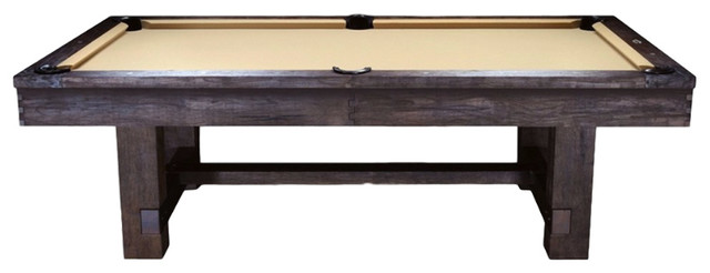 Imperial Reno Pool Table With Accessories Rustic Game Tables - Reno pool table