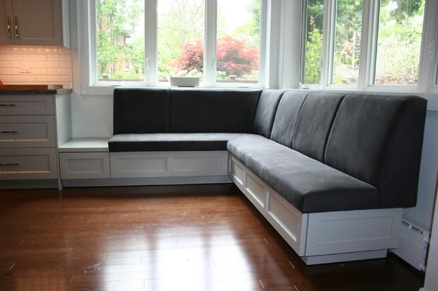 Kitchen Corner Bench - Modern - Toronto - by Ideal Sofa