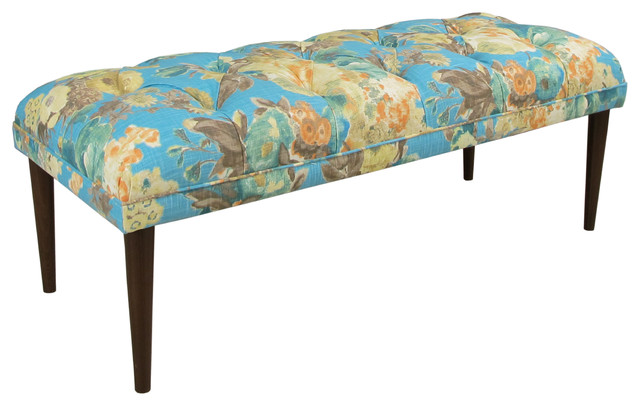 Tufted Bench Upholstered Benches By Walter E Smithe