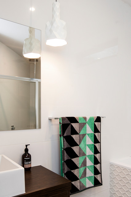 The Oliver Project contemporary-bathroom