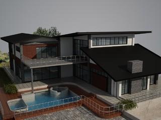 Villa Design, Absard, Damavand, Tehran, Iran