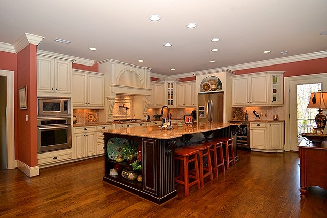 Traditional home in burlington nc for Home builders in burlington nc
