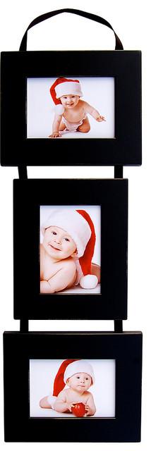 5x7 Triple Frame Set 2 Portrait 1 Landscape On Hanging