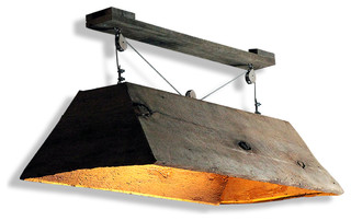 Barn wood light rustic pool table lights by makarios decor aloadofball