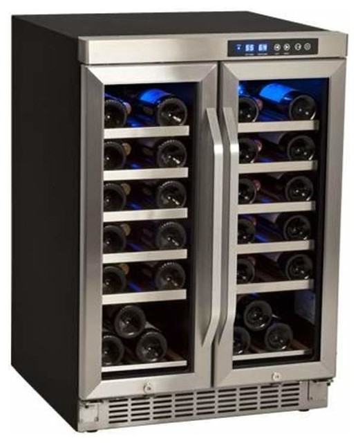 36bottle builtin wine cooler - Built In Wine Cooler