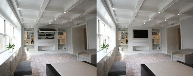 Fifth Ave Apartment contemporary