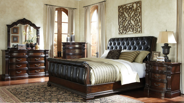 Churchill Bedroom Set - Traditional - Bedroom - Columbus - by ...