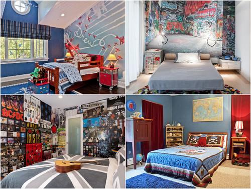 Deco dormitorios infantiles tem ticos s o no - Dormitorios infantiles tematicos ...