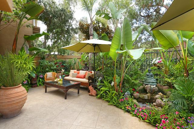 outdoor living - Tropical - orange county - by V.I ... on Tropical Outdoor Living id=20746