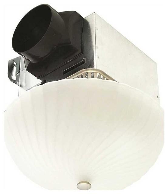 Air King Decorative Quiet Exhaust Fan, 70 CFM