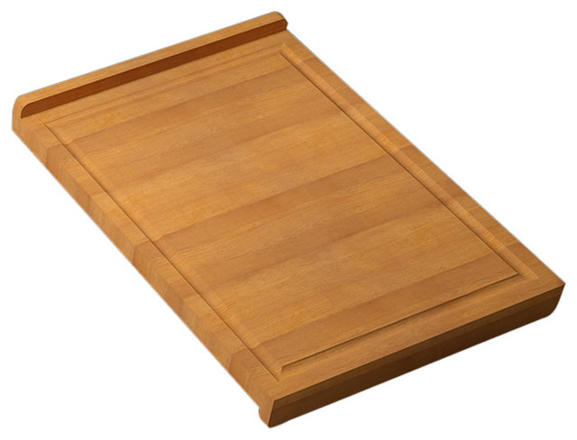 Universal Cutting Board For Countertop Use Hard Maple 12 X17 25 X1 5 Transitional Boards By Julien