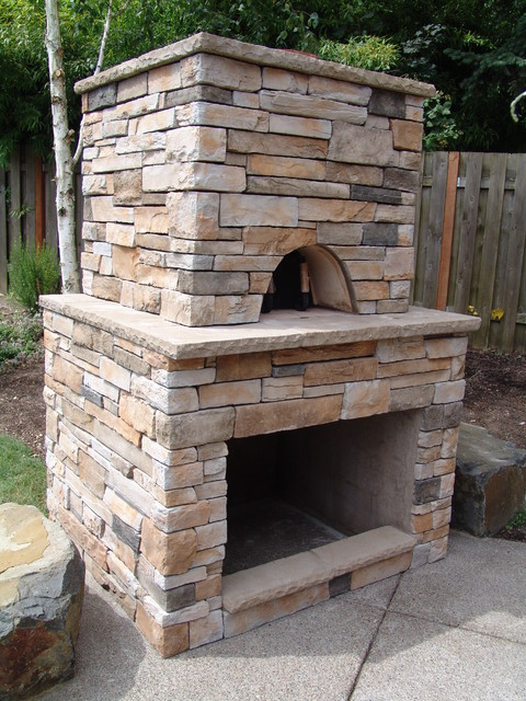 Pizza Oven Traditional