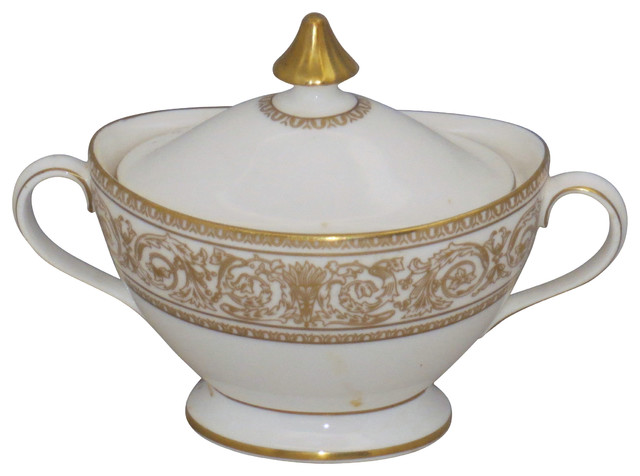 Royal Doulton Sovereign Sugar Bowl Lid