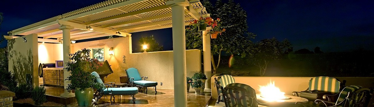 Solara Adjustable Patio Cover