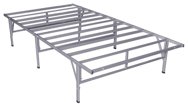 structures adjule metal bed frame queen full xl twin