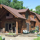 Country Charm Log Homes