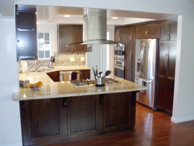 European Style Kitchen Cabinets - Modern - Los Angeles - by ...