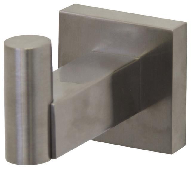 VIGO Allure Square Design Single Hook - Contemporary ...