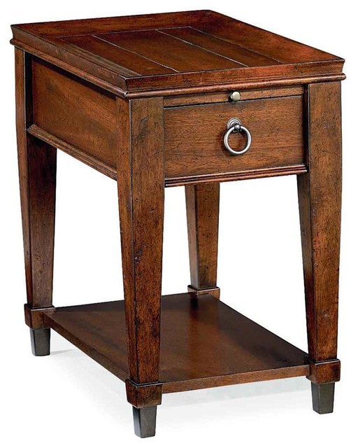 Sunset Valley Chairside Table 197 916 Traditional