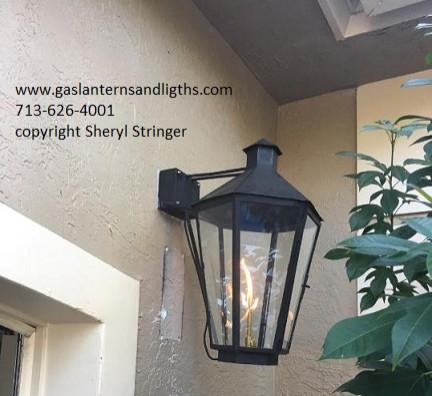 Sheryl's California Gas Lanterns