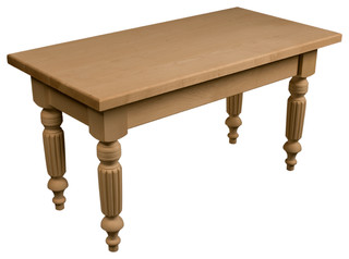 Olde world coffee table kit coffee tables atlanta by for Coffee table kit