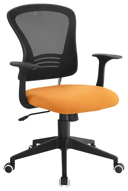 Cool Office Desk Chair Paterson Contemporary Office Chairs